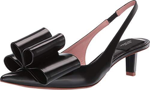 Marc Jacobs Women's 40 mm Slingback Pump w/Bow Black 40.5 M EU