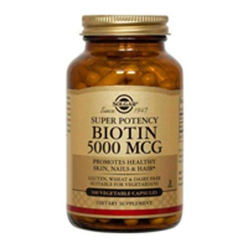 Solgar – Biotin