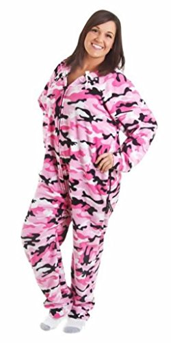 Forever-Lazy-Unisex-Non-Footed-Adult-Onesie