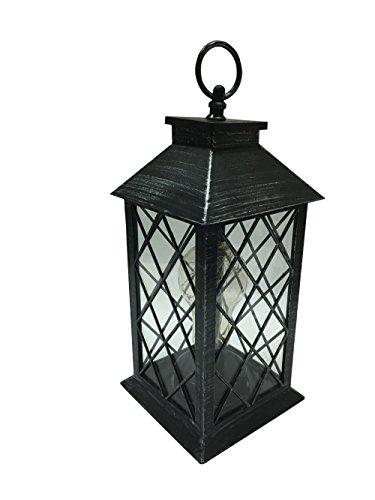 YaCool Decorative Garden Lantern - Vintage Style Hanging