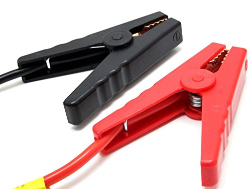 Car Battery Connector Replacement : Replacement jump starter connector emergency lead cable