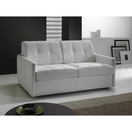 Tetris eco pelle divano letto 2 posti shop online divani for Divano letto pelle 2 posti