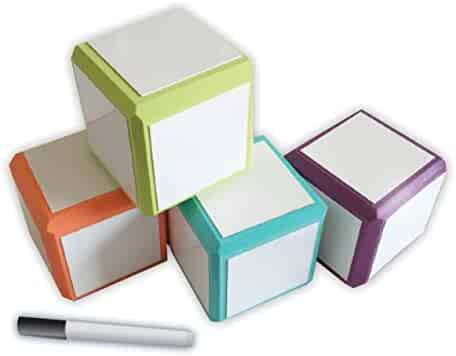 Mind Sparks Foam Dry Erase Blocks