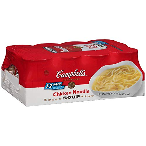 Campbell's Chicken Noodle Soup 10.75 Oz (Pack of 12)