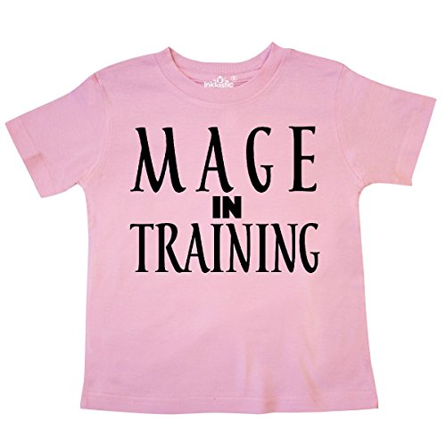 inktastic - Mage in Training Toddler T-Shirt 5/6 Pink 26e61