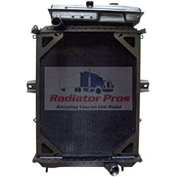 Kenworth T600 T800 Heavy Duty Truck Radiator Fits 2006 & Newer