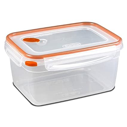 Amazoncom STERILITE 120 Cup Rectangle Ultra Seal Food Savers