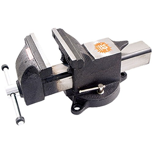 HHIP 3900-2511 Machinist Steel Vise (L), 6' by HHIP
