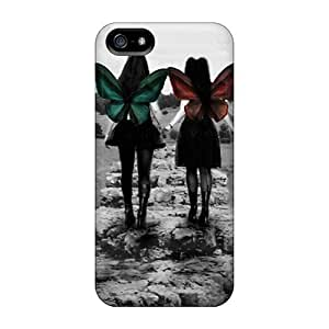 Series Skin For SamSung Galaxy S5 Mini Phone Case Cover (leaving The Forest)