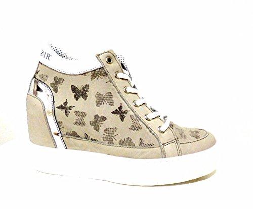 CafèNoir Mujer De 104 - 402 Perla zapatillas altas