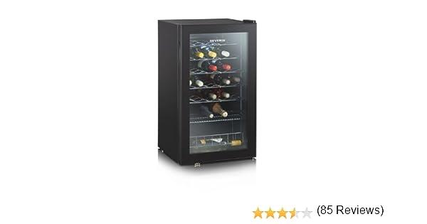 Severin KS 9894 Vinoteca, 95 L, color negro: Amazon.es: Grandes ...