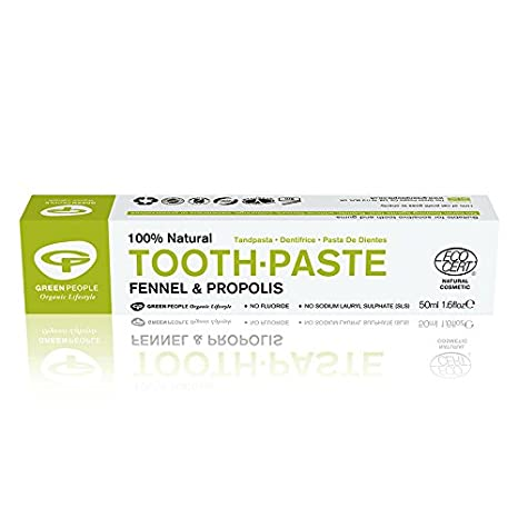 Review Fennel Toothpaste 50ml
