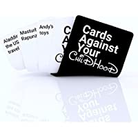Cards Against Your Childhood - Dissney Edition of CAH With 300 Cards