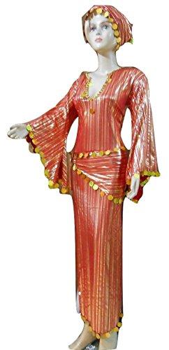 Buy belly dance saidi dress - 3