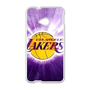 los angeles lakers Phone Case for HTC One M7