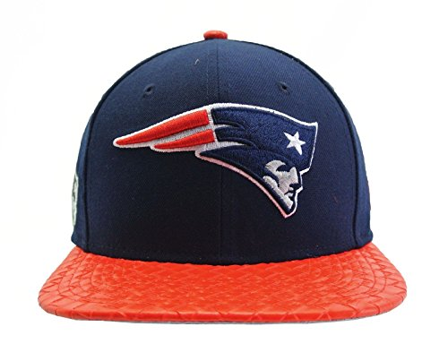 NEW ENGLAND PATRIOTS VISOR LINK 9FIFTY NEW ERA by New Era
