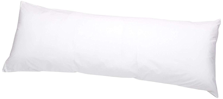 CiCiDi Seitenschl/äferkissen Kissen-Bezug 40x145 cm Rote Rosen Gewohnheit Atmungsaktives Kissenh/üllen mit Rei/ßverschluss Baumwollen und Polyester