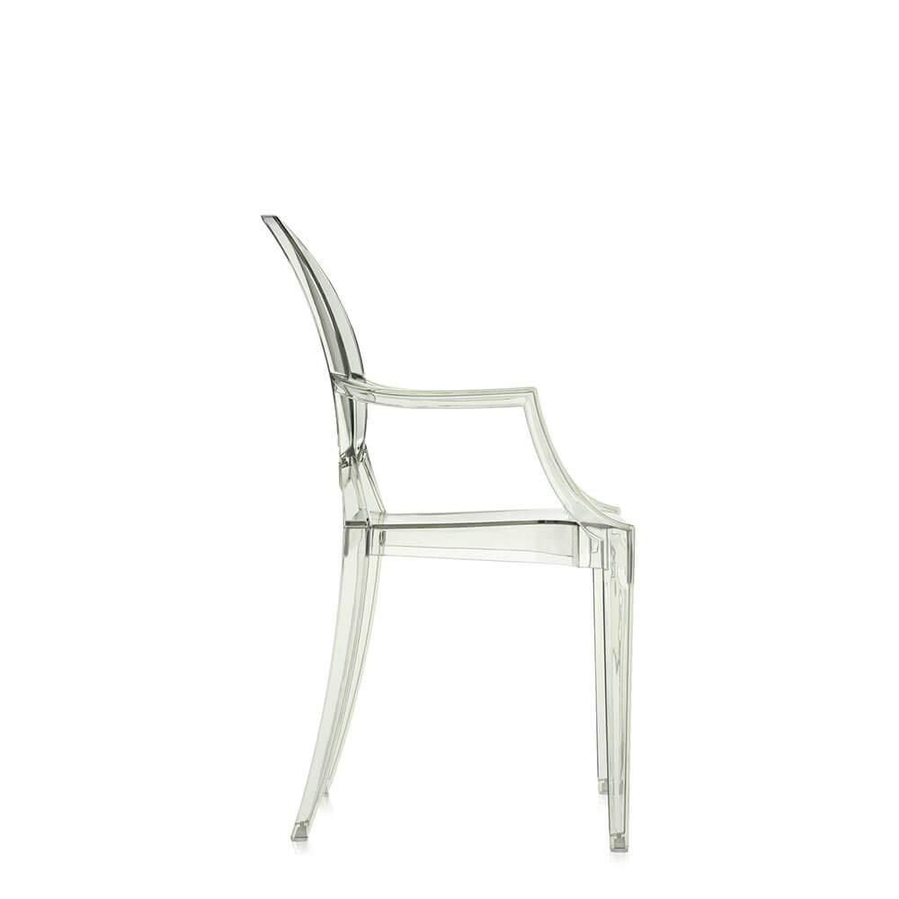 Amazon.com: Kartell Set 2 Louis Ghost sillón (Original ...
