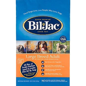 Bil-Jac Large Breed Select Dog Food, My Pet Supplies