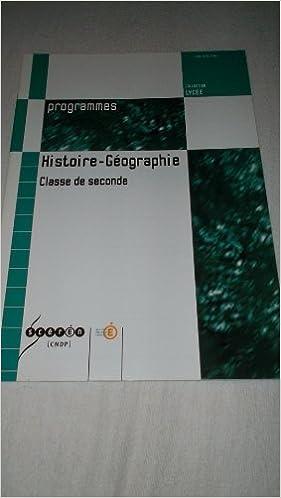 Telechargement Ebook Gratuit En Pdf Histoire Geographie