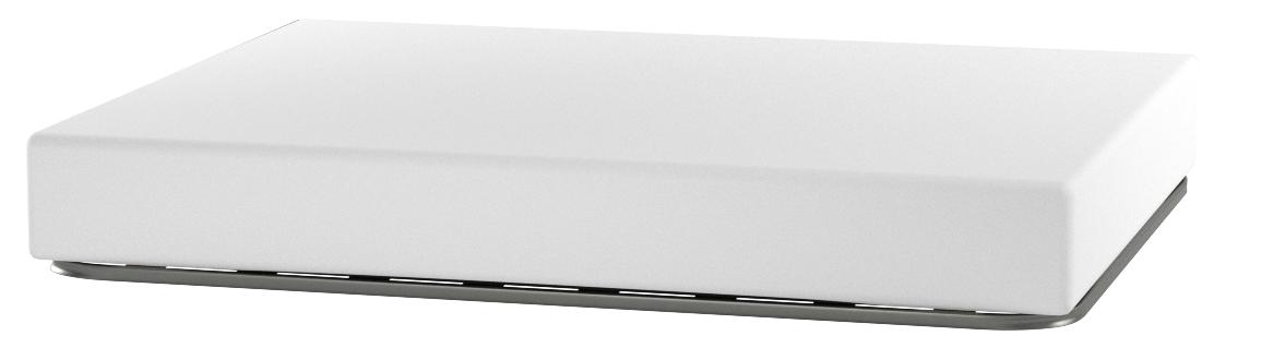 HOGAR24 Somier de Acero con láminas de chopo. Fabricación Nacional. 150x190cm-SIN Patas