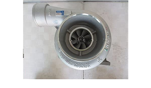 GOWE turbo Kit para eléctrico ht3b Turbo Kit 3529040 aplicado para NT855 Motor camión: Amazon.es: Coche y moto