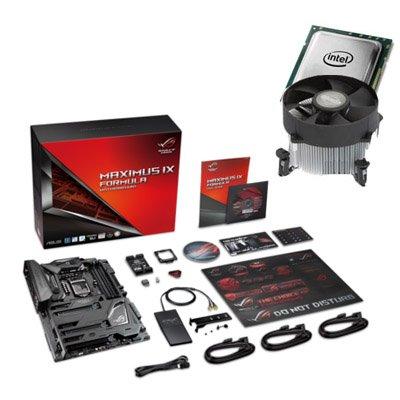 Bundle: ASUS ROG MAXIMUS IX FORMULA + Core i7 7700K (4 x 4.2GHz) + 16GB DDR4 2400MHz Memory - Maximus Formula