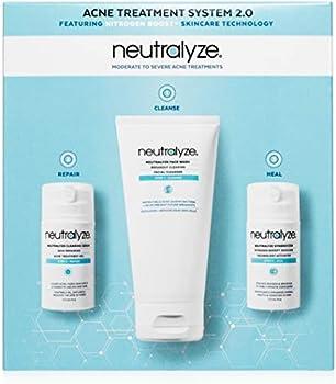 Neutralyze Sets & Kits Moderate To Severe Acne Treatment Kit 2.0