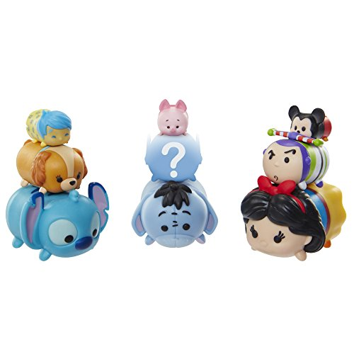 Disney Tsum Tsum 9 PacK Figures