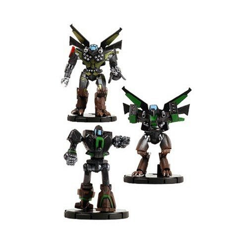 Mechwarrior Falcons Prey Booster Pack by WizKids