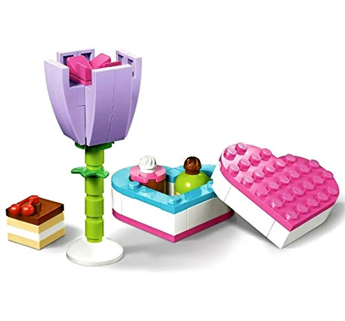 LEGO Friends Flower and Chocolate Box Build 30411 (75 Pcs)