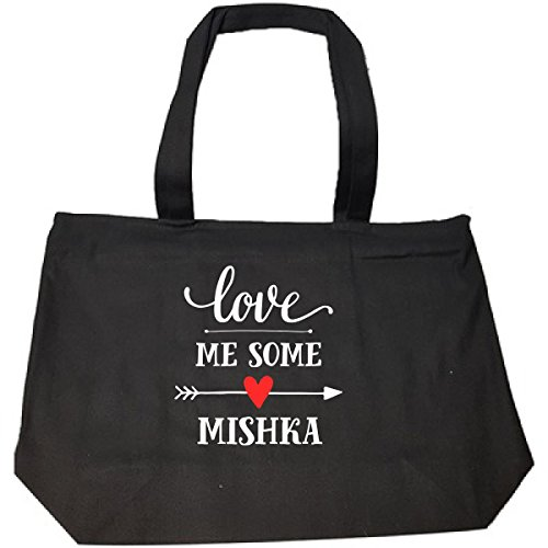 Love Me Some Mishka Cool Gift - Tote Bag With Zip