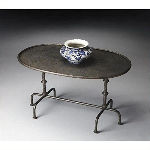 Butler Specialty Coffee - Butler Specialty Metalworks Cocktail Table