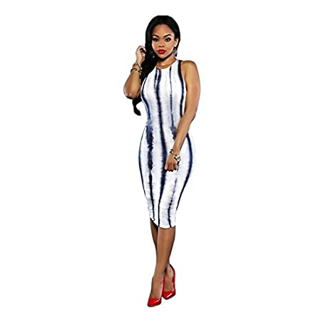 Carolina Dress Vestidos Ropa De Moda Para Mujer Casuales De Fiesta y Noche Elegante VE0027 at Amazon Womens Clothing store: