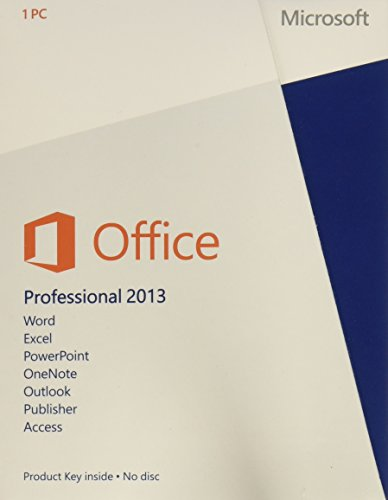Office Professional 2013 Product User