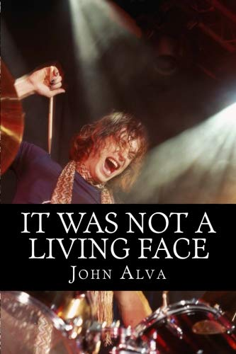 It was not a living face