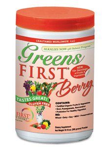 (Greens First - Berry - 10.16 Ounce (2)