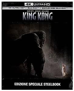 King Kong (4K Uhd+Blu Ray) [Italia] [Blu-ray]