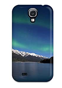 Best New Arrival Aurora Borealis For Galaxy S4 Case Cover 8784074K86212474