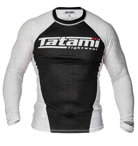Tatami Ranked Long Sleeve Rash Guards