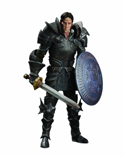 DC Unlimited Dragon Age: Series 1: Loghain Action Figure (Dragon Age Inquisition Game Of The Year Cheap)