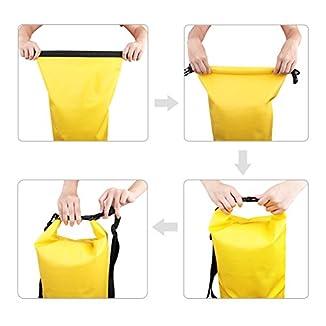 Kit de bolsa, funda y riñonera estanca 2