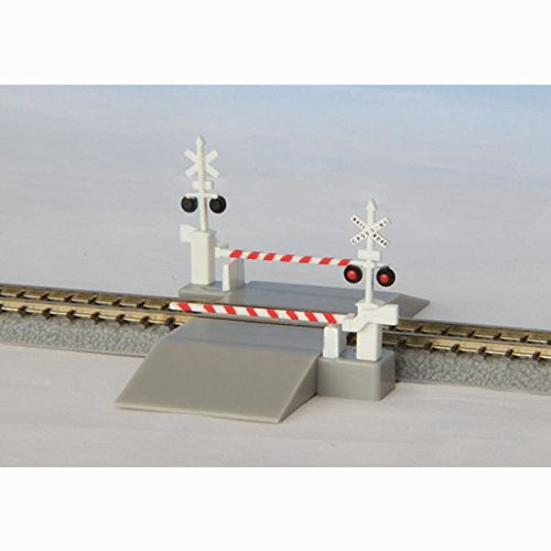 Rokuhan Z Scale S045-2 Railroad Crossing US Version