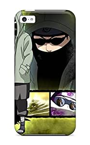 Fashionable QwHuUhk8959QocCb Iphone 5c Case Cover For Awesome Naruto Protective Case