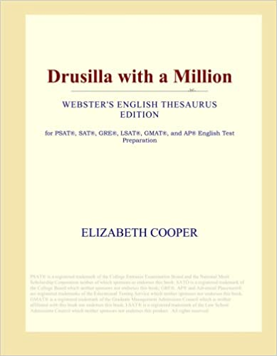 Drusilla with a Million (Webster's English Thesaurus Edition)