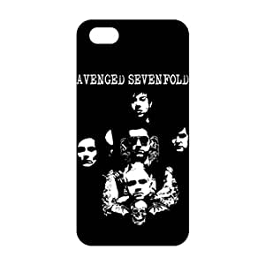 Avenged Sevenfold 3D Phone Case for iPhone 5S
