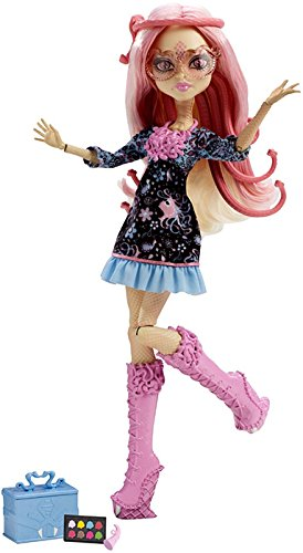 Monster High Frights, Camera, Action! Viperine Gorgon Doll (Discontinued by manufacturer)