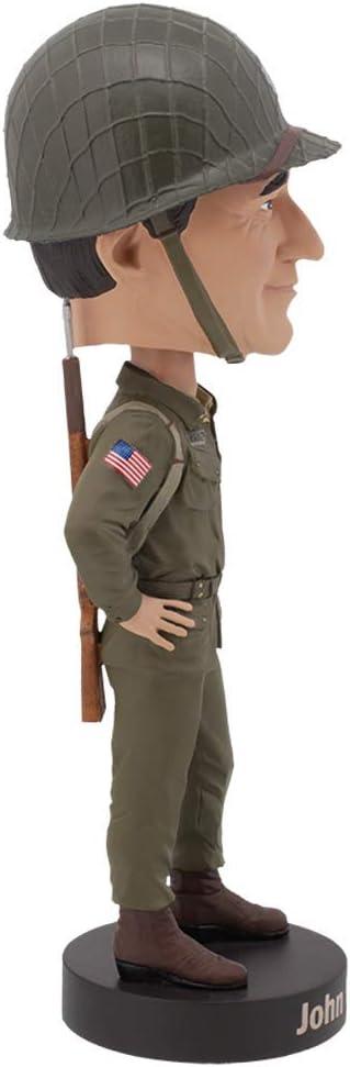 Royal Bobbles John Wayne Military WWII Bobblehead