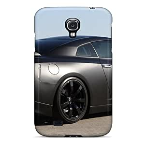 Bumper Hard Cell-phone Case For Galaxy S4 With Support Your Personal Customized Colorful Nissan Gtr Series ZachDiebel