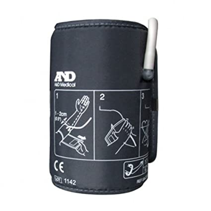 Braun Welch Allyn a & D cuf-g-a brazalete smoothfit adulto para tensiómetro 17 –